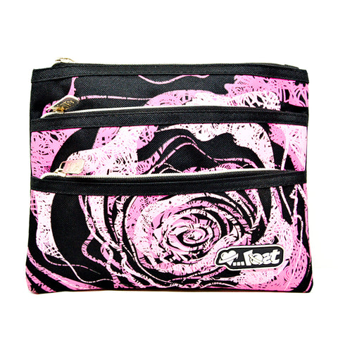 Lost Boy - Black & Grey - Pencil Case - LS-P206-GR - All Bags Online