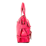 Semi-structured - Fuchsia - Smooth Material - All Bags - OH-5033 - All Bags Online