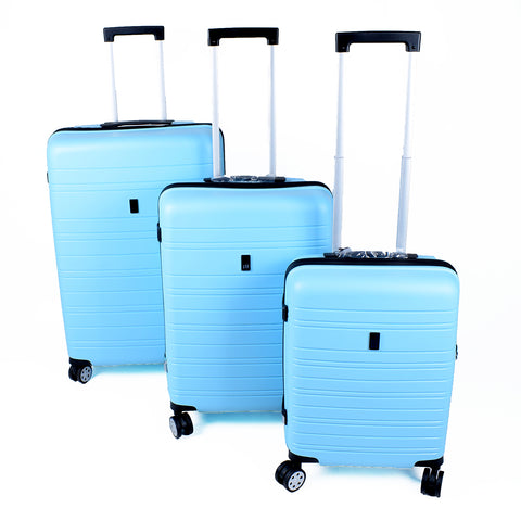 Blue Luggage Set - PA-L-5002 - All Bags Online