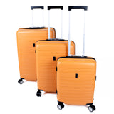 Orange Luggage Set - PA-L-5002 - All Bags Online