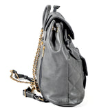 Dark Grey Stylish & Casual Backpack - PB-H-61749 - All Bags Online
