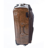 Brown Luggage Set - AB-L-4001 - All Bags Online