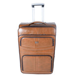 Tan Luggage Set - AB-L-4001 - All Bags Online