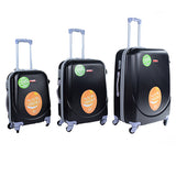 Black Luggage set - PA-360-28 - All Bags Online