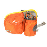 SMALL ORANGE HIKING MOON BAG - All Bags Online