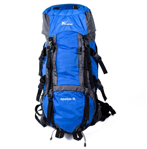 Hiking bag - Blue - All Bags Online