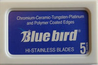 Bluebird Double Edge Razor Blades