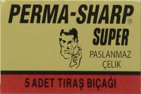 Perma Sharp Double Edge Razor Blade