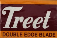 Treet Carbon Steel Double Edge Razor Blades