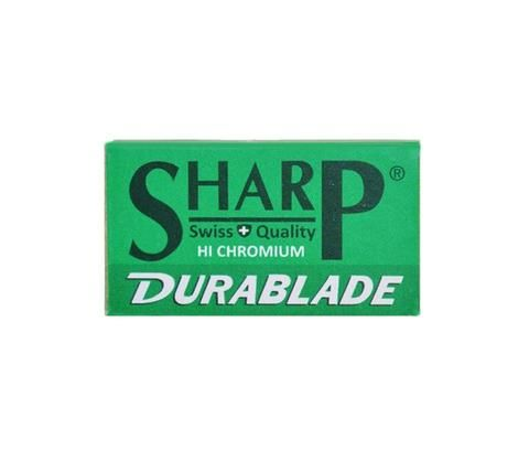 Sharp Stainless Double Edge Razor Blades