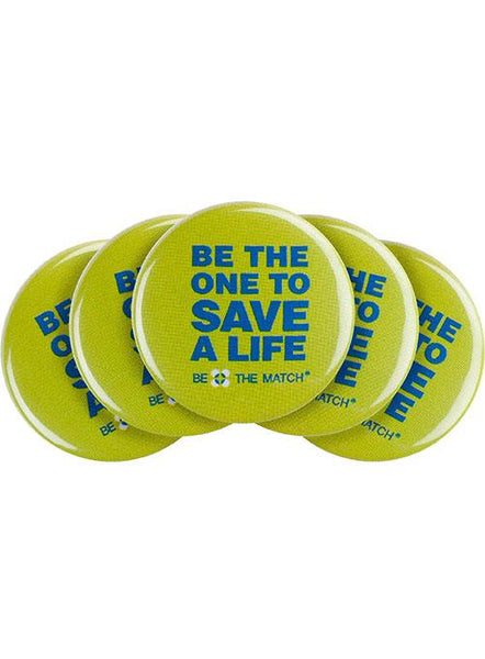 Be The Match® Mini Button 100 Pack