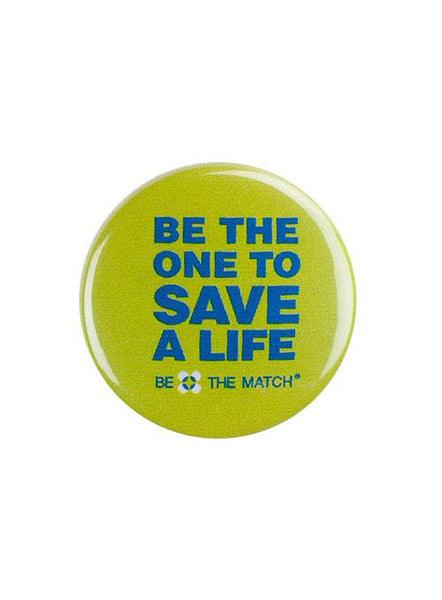Be The Match® Mini Button