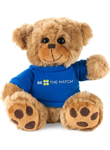 Be The Match® Logo Plush Bear