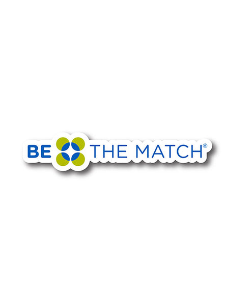 Be The Match ® Decal