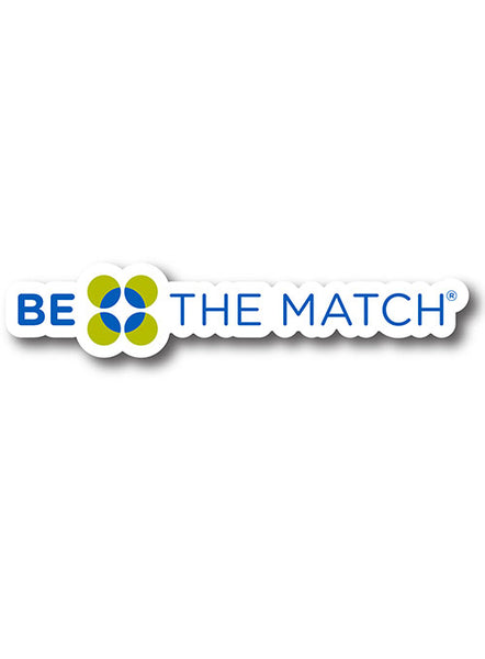 Be The Match® Laptop Decal