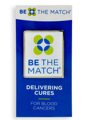 Be the Match® Logo Hatpin