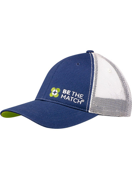 Be The Match® Mesh-back Logo Hat
