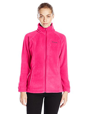 Columbia Women's Benton Springs Full-Zip Fleece Jacket - Outskirts T-Shirts