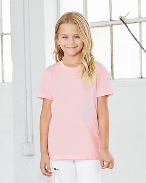 Bella + Canvas - Youth Short Sleeve Crewneck Jersey Tee - 3001Y - Outskirts T-Shirts