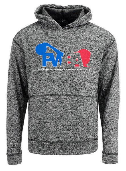 PWBA Heathered Performance Hoodie
