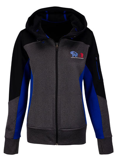 PWBA Ladies Full Zip Jacket