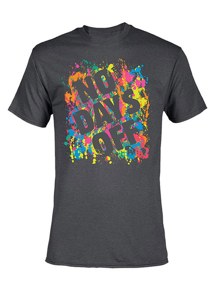 PWBA No Days Off Tee