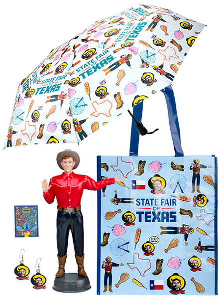 Fair-in-a-Bag Ladies Big Tex® Bundle