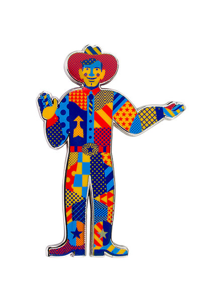 2019 Big Tex® Creativity Design Hatpin