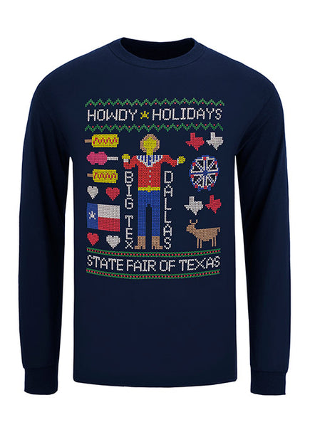 State Fair of Texas® Howdy Holidays T-Shirt