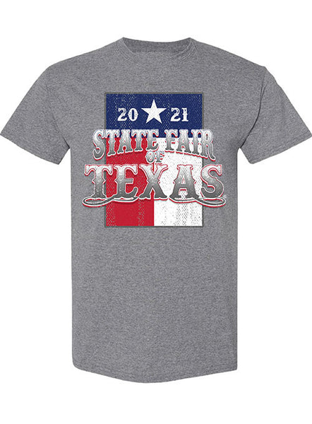 State Fair of Texas® 2021 Texas Flag T-Shirt