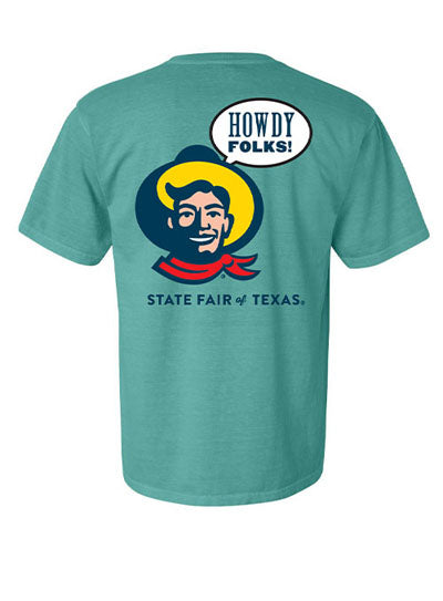 "State Fair of Texas® ""Howdy Folks!®"" T-Shirt"