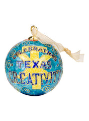 State Fair of Texas® 2019 Celebrating Texas Creativity Closoinné Ornament