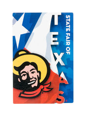 State Fair of Texas® Texas Flag Magnet