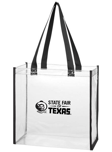 State Fair of Texas® Clear Tote Bag