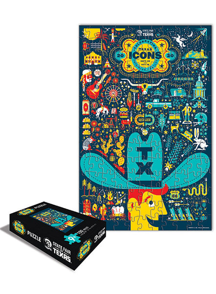 2020 State Fair of Texas® Theme Puzzle