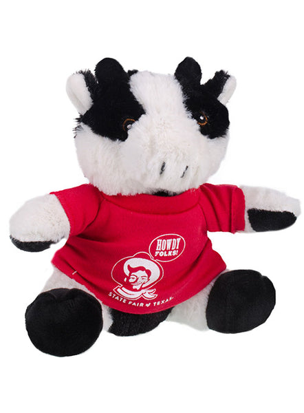 "State Fair of Texas® ""Howdy Folks!"" Plush Cow"