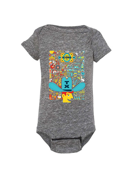 2020 State Fair of Texas® Theme Onesie