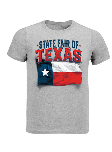 State Fair of Texas® Youth Flag T-Shirt