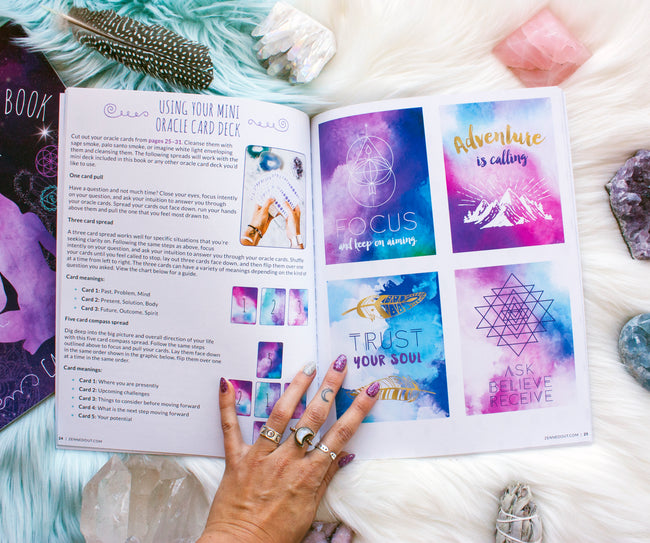 The Goddess Discovery Book //PRE-SALE// Awaken Your Inner Power