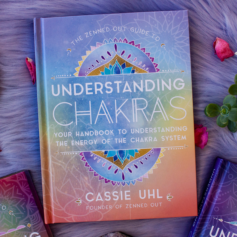 The NEW Zenned Out Series // Understanding Aura, Chakras, and Crystals 💜 SCROLL DOWN FOR NON PICK-UP ORDER LINKS 💜