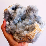 Large Raw Celestite