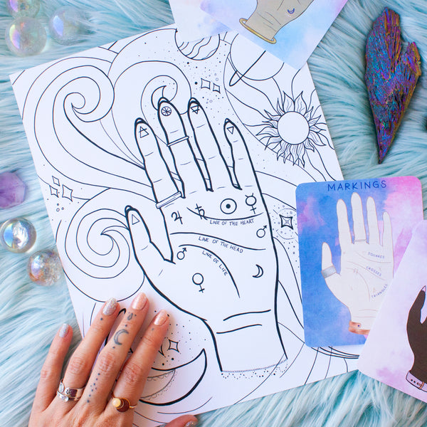 PRE-ORDER The Goddess Discovery Book Volume 2 // Magick & Nature // Plus Crystal Kit Option