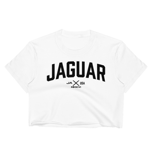 Jaguar Athletics Women's Crop Top