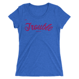 JA Trouble Ladies' short sleeve t-shirt