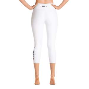 JA Ghost Yoga Capri Leggings