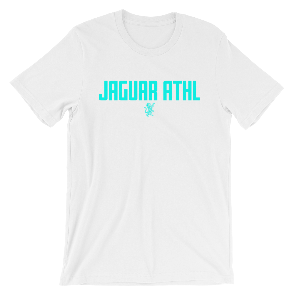 JA Chill Blue Short-Sleeve Unisex T-Shirt