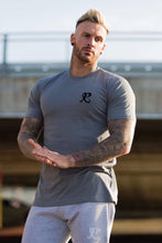 Dusk Grey Fitted T-Shirt