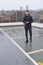 Full Black Tracksuit