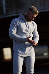Full Grey Tracksuit