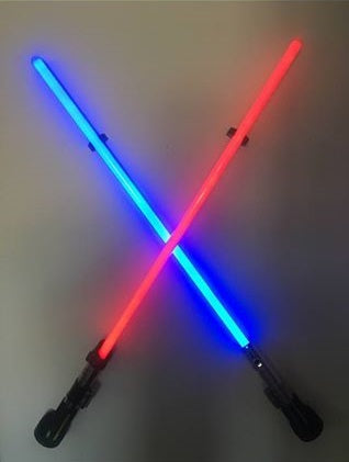 Lightsaber Wall Mount